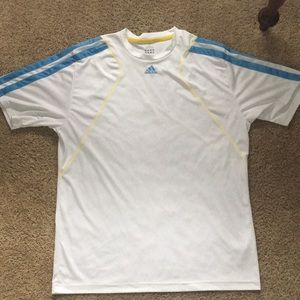 Men's 2XL Adidas ClimaCool tennis shirt